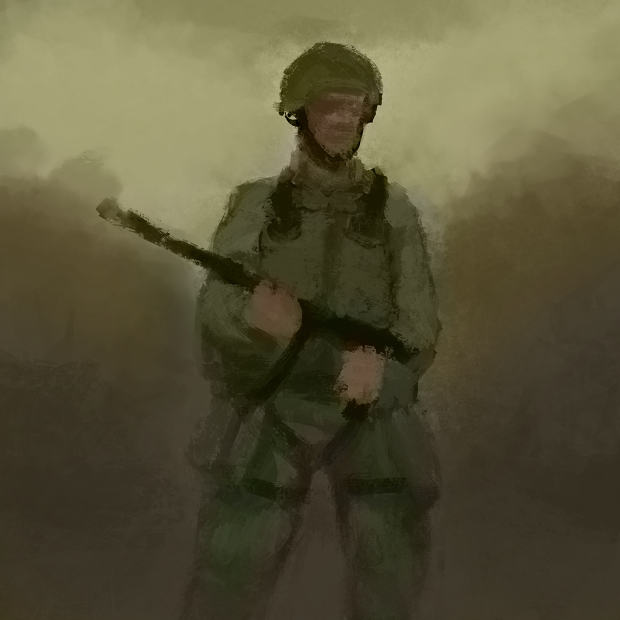 Soldier by Zalogon