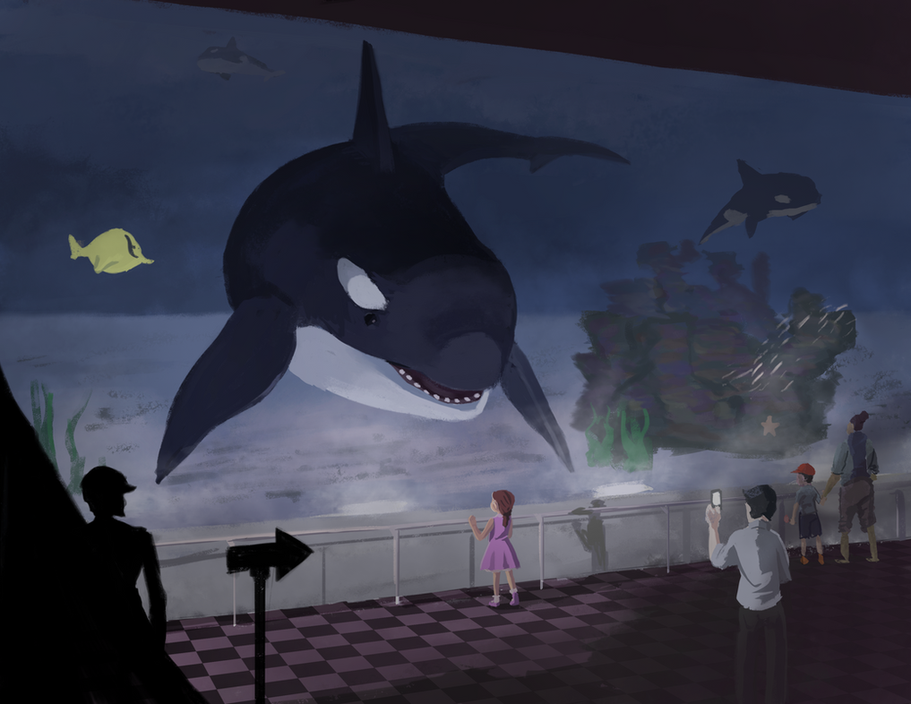 Killer Whale by Zalogon