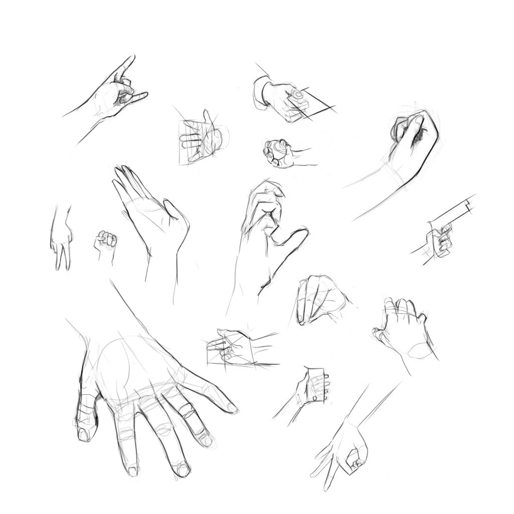 Hands by Zalogon