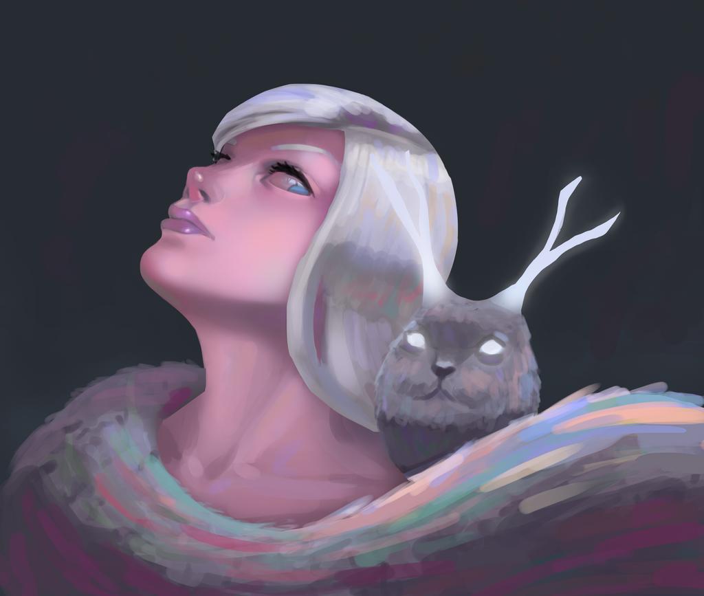 Spirit by Zalogon