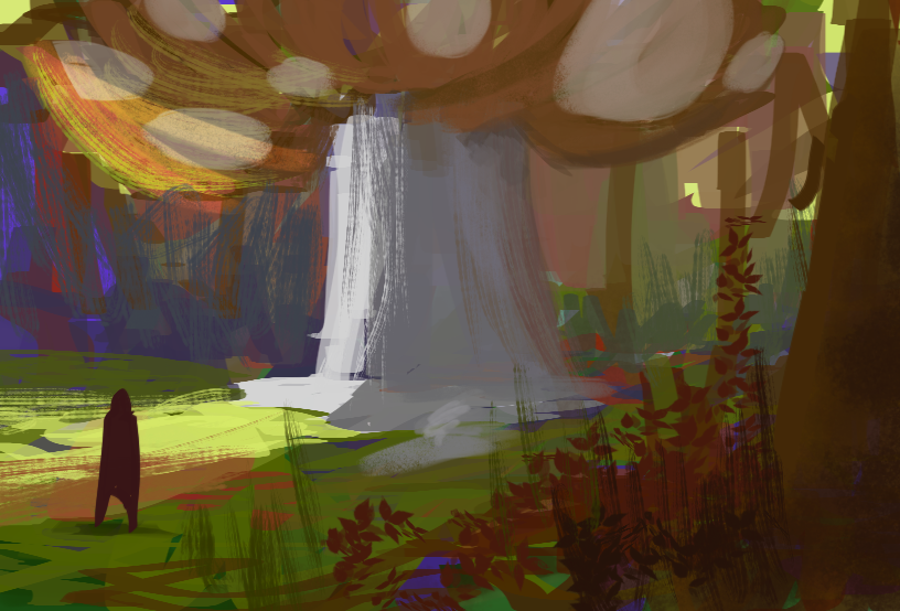 Mushroom by Zalogon