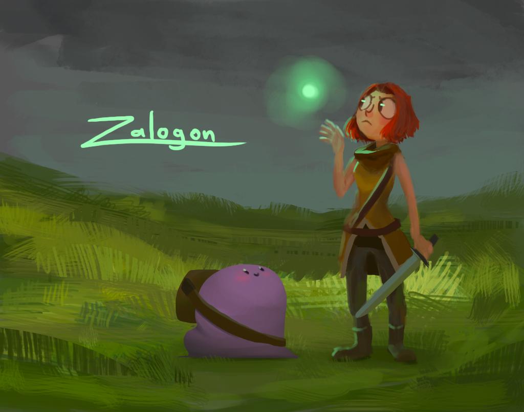 Bluefly by Zalogon