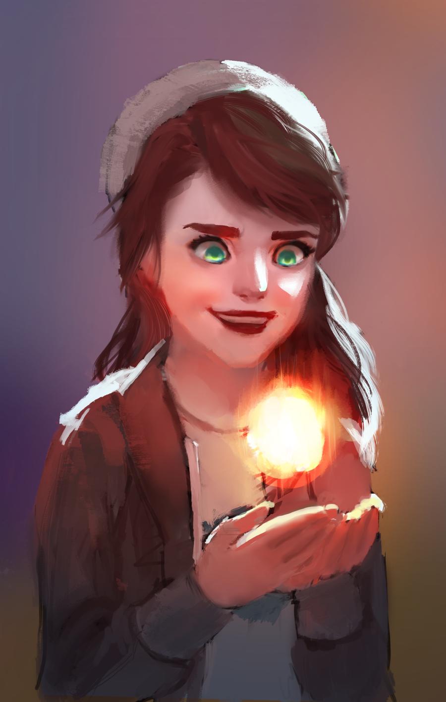 Firelight by Zalogon
