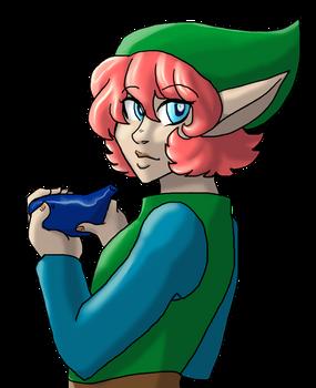 A Pink Link