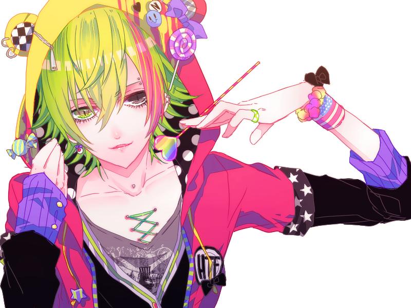 Anime Render | Carol by LadyPirouette