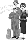It happened one night by LineBorowski