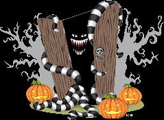 Halloween by LineBorowski