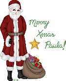 Merry Xmas Paula!