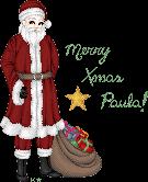Merry Xmas Paula! by LineBorowski