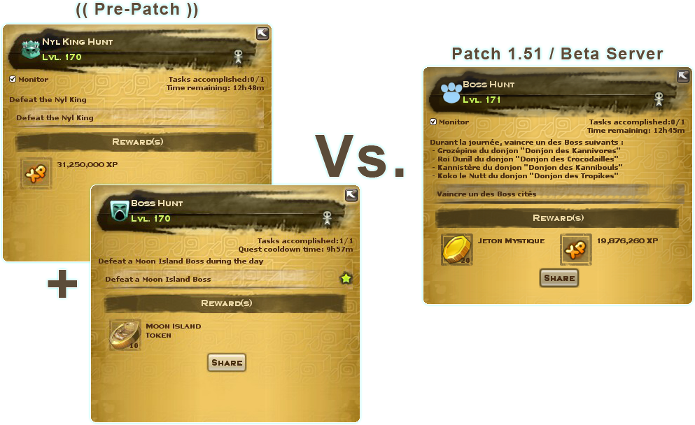 The New Prices for Relic Frags (Patch 1 51) - WAKFU FORUM