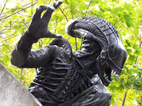 Alien Costume 2