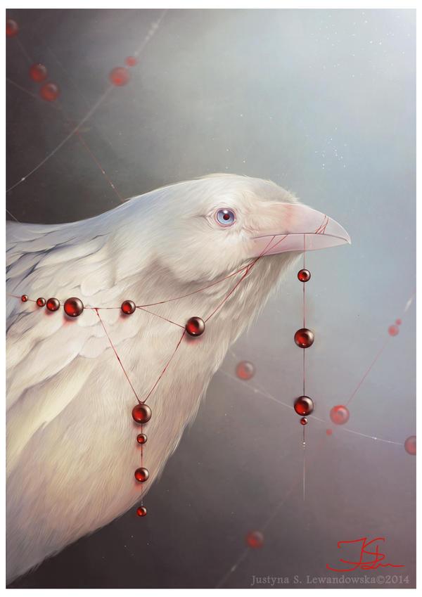 White Shadows: The Crow