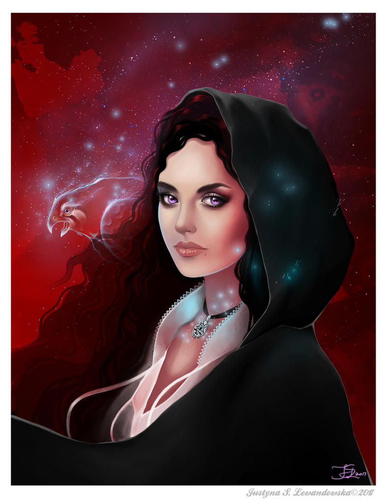 Yennefer of Vengenberg by jusabi
