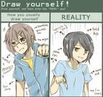 Draw yourself meme