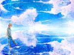 -blue sky-