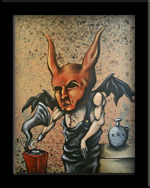 OLD TIME DEVIL MUSIC by francisff on DeviantArt