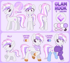 Glam Rock Ref