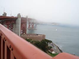 Golden Gate Bridge 1 by decemburr-days