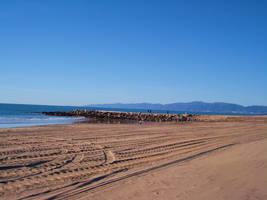 Beach by decemburr-days