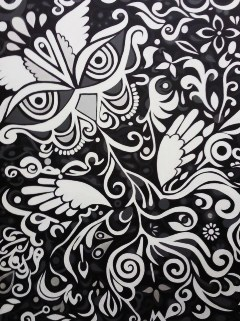 Midnight Owl by decemburr-days