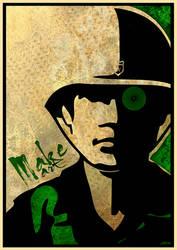 Make Art not War v2