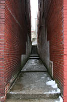 Alley Stock 4 by AttempteStock