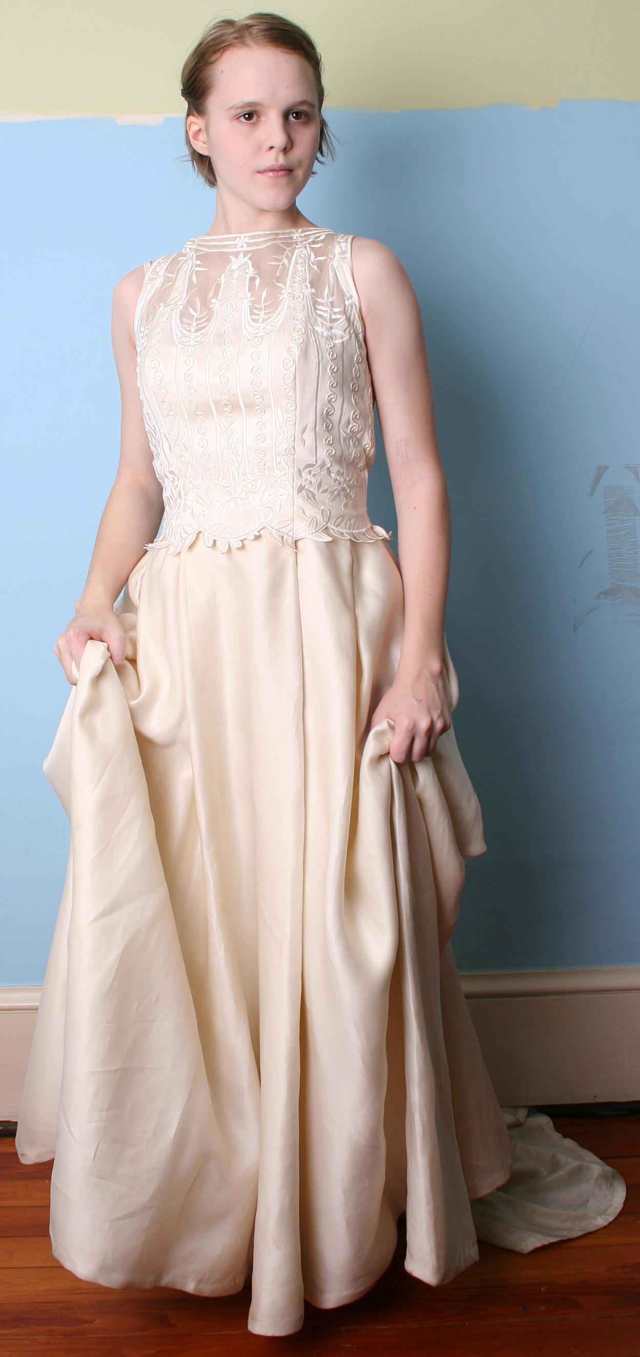 Wedding Dress 3 by AttempteStock
