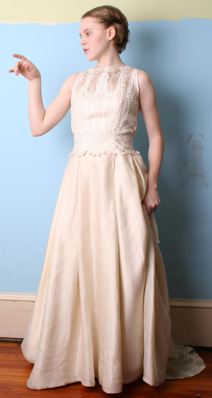 Wedding Dress 12 by AttempteStock