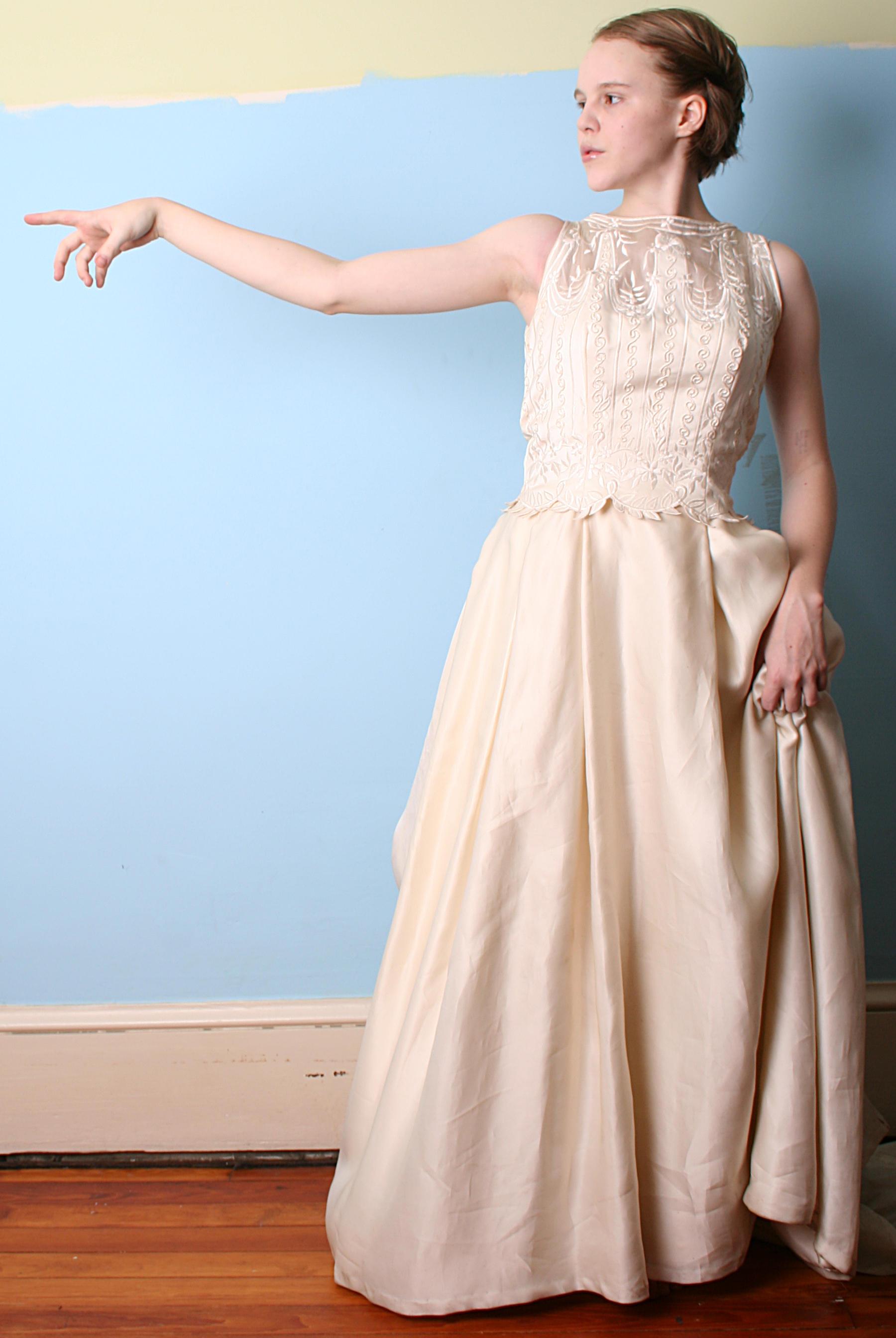 Wedding Dress 13 by AttempteStock