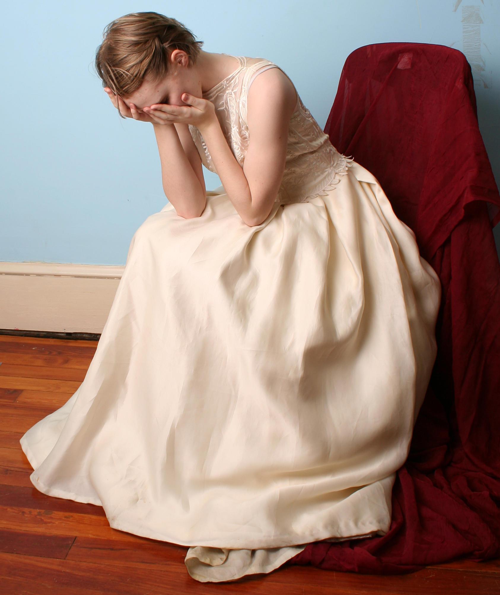 Wedding Dress 17 by AttempteStock