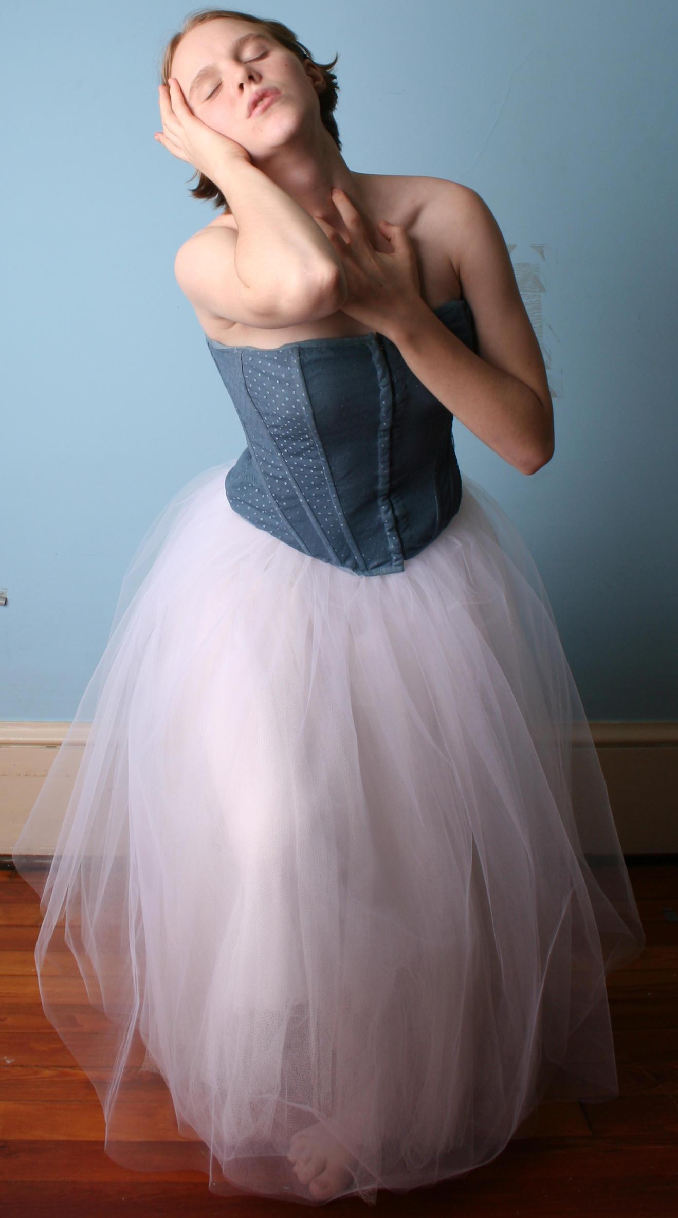 Ballet 5 by AttempteStock