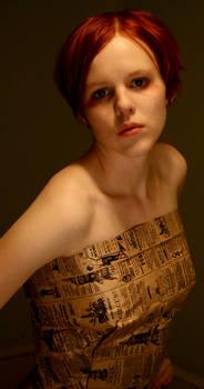 paper bag dress 4
