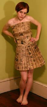 paper bag dress 5