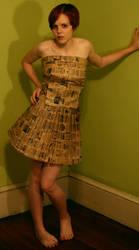 paper bag dress 6