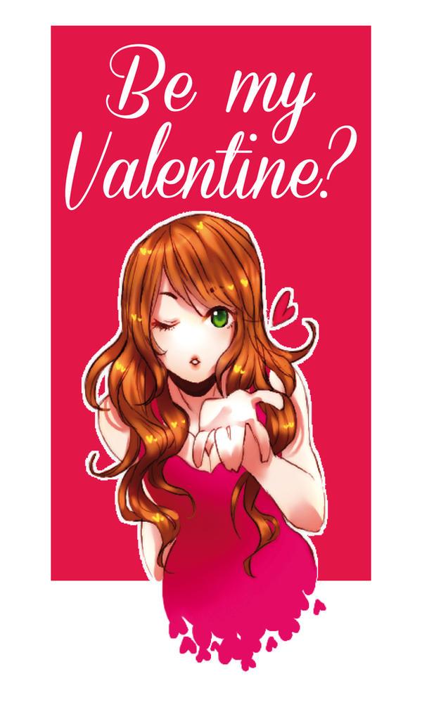 + Valentine + by Bunny-Boss