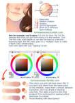 + Coloring Skin Tutorial +