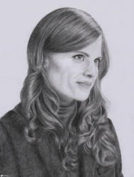 Kate Beckett - 5x14 by Knits-Fire