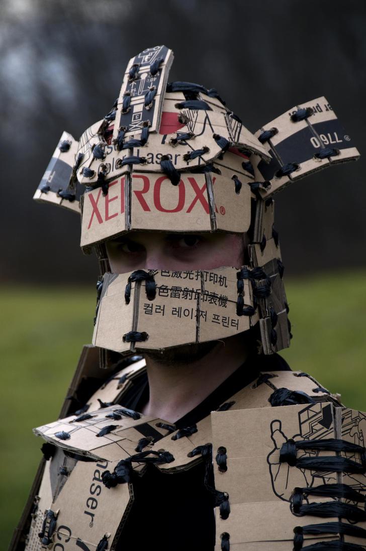 Xerox Samurai No.8 by The-BenT-One