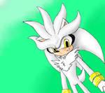 Silver the Hedgehog XD