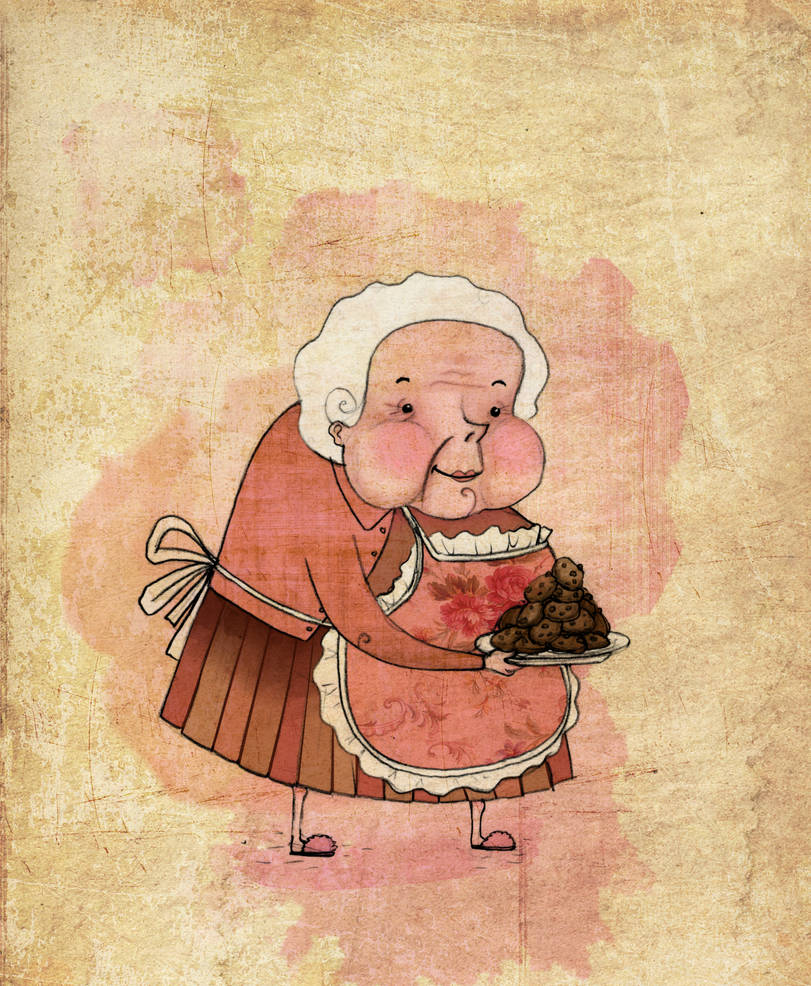 granny by Marloser