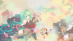 Hatsune Miku Wallpaper