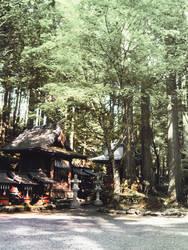 Sessha small shrine