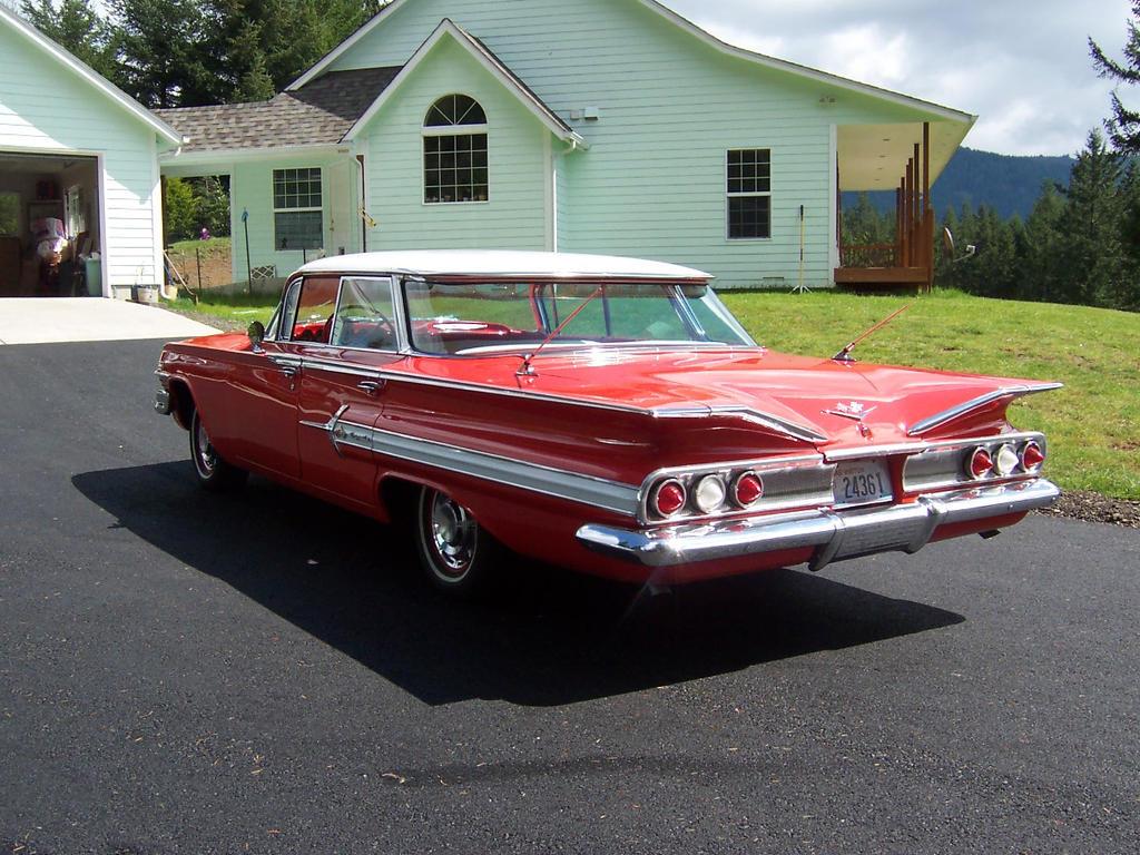 Car photos 1960