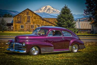 Car Stock - 1948 Chevy Fleetline