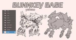 MYO Bunnkey Base {FREE TO USE}