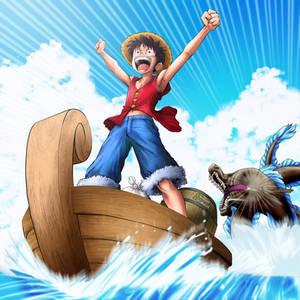 Luffy - One Piece Episode A