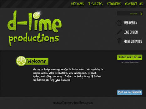 D-Lime Productions Prototype