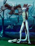 Curiosity killed an Aries by Skyge26