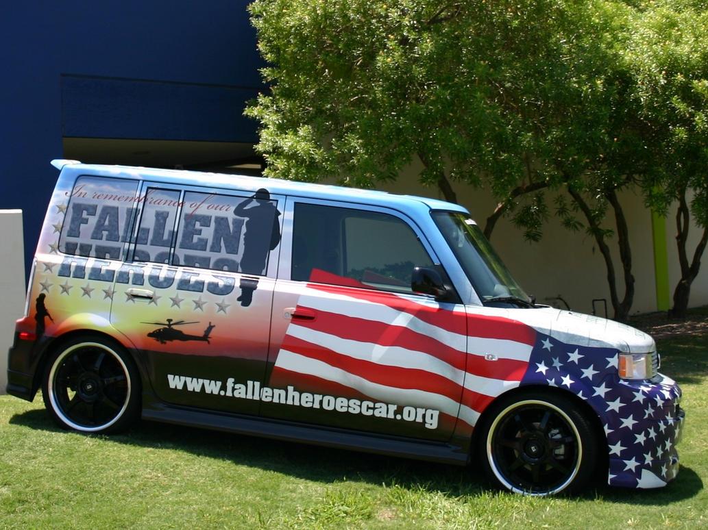 Fallen Heroes Car by FallenHeroesCar