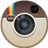 Instagram Icon 4 by DreamChaseStock